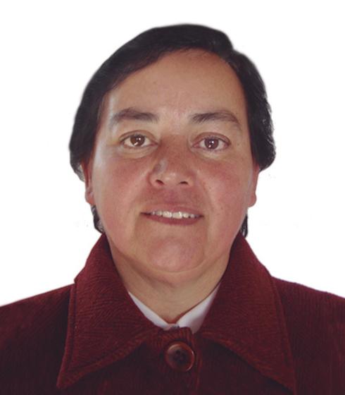 Hna. Lic. María Guadalupe Puente Cuevas, M.J.H.
