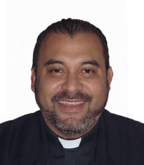 Pbro. Lic. Carlos Arturo Enríquez Buendía
