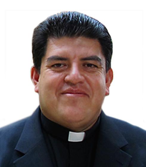 Pbro. Dr. Manuel Fernando Sedano López