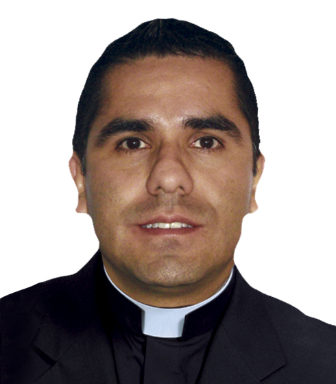 Pbro. Lic. Oscar José García García